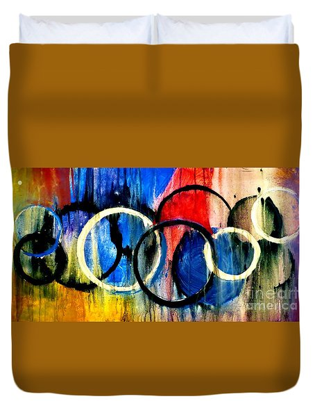 Movement Duvet Cover