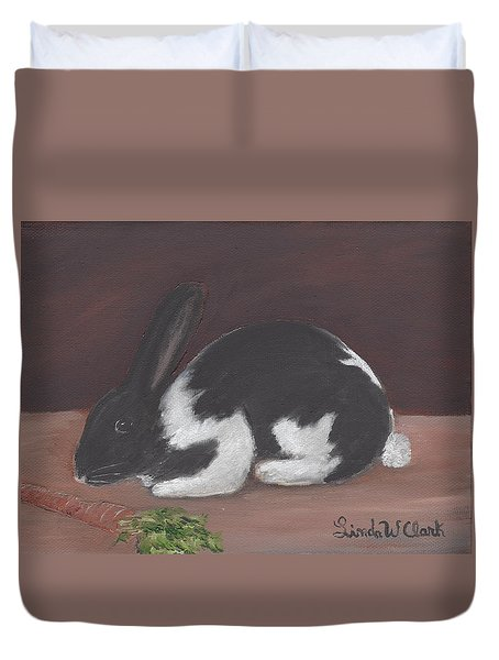 Mr. Rabbit Duvet Cover