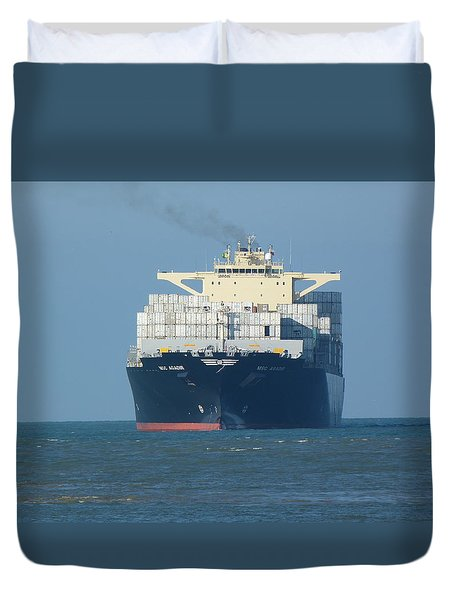 Msc Agadir Duvet Cover