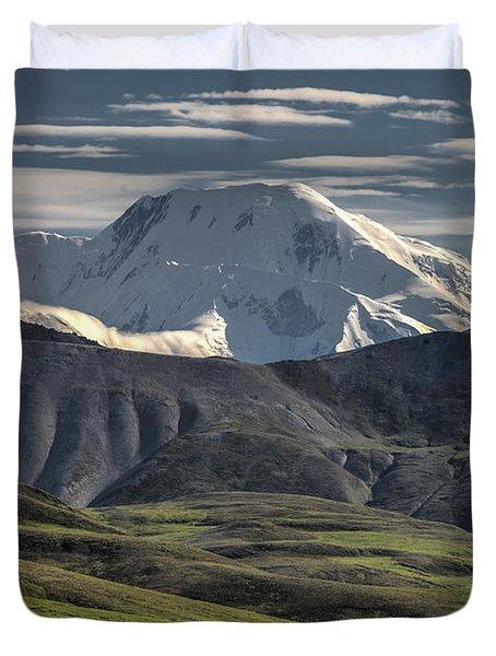 Mt. Mather Duvet Cover