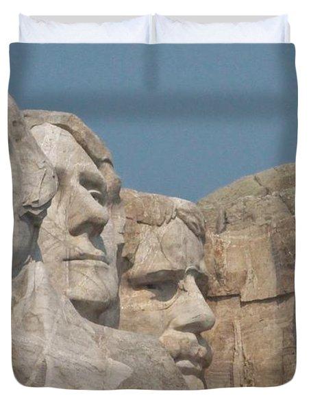 Mt. Rushmore Duvet Cover