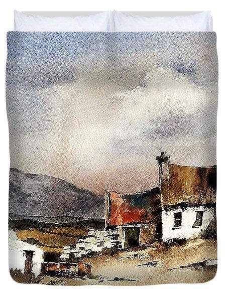Muckish From Gortahork, Donegal Duvet Cover
