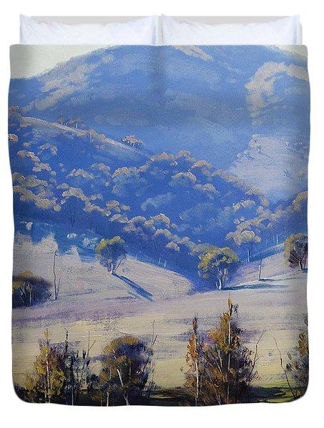 Mudgee Hills Duvet Cover