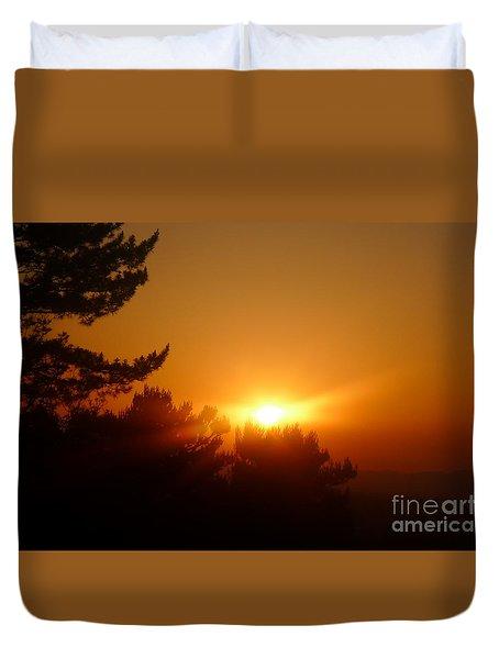 Mulholland  Duvet Cover