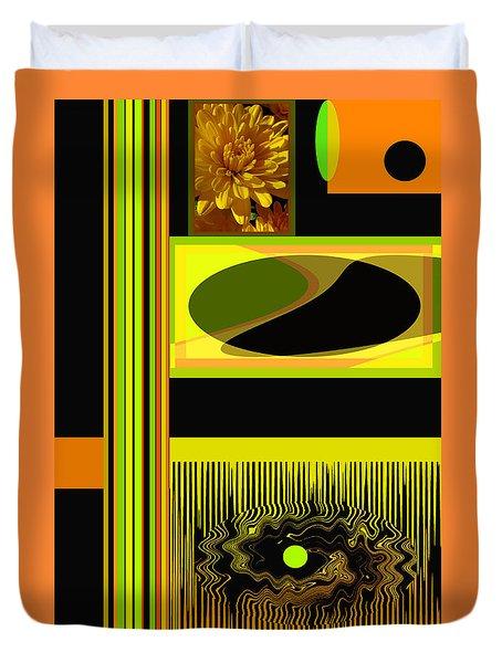 Mum Abstract 2 Duvet Cover