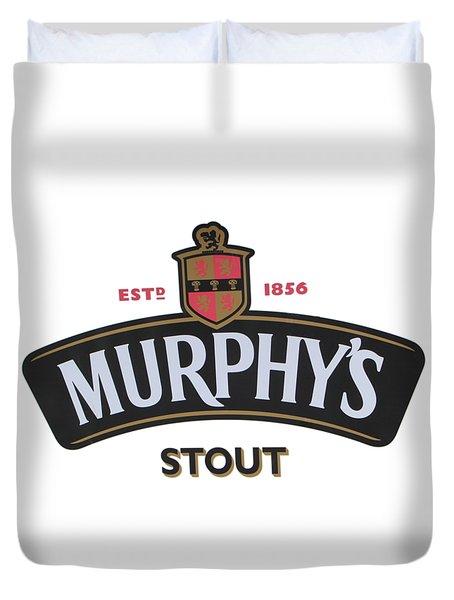 Murphys Irish Stout Duvet Cover
