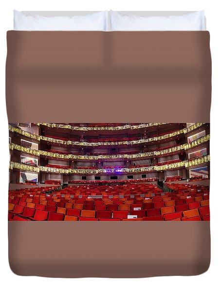 Murrel Kauffman Theater Duvet Cover