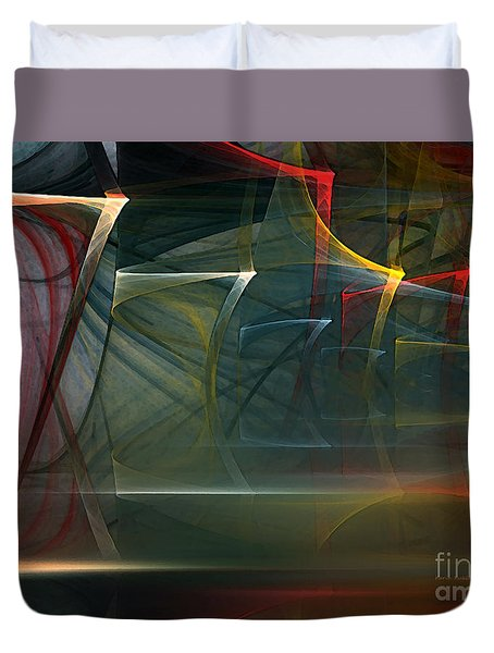 Music Sound Duvet Cover