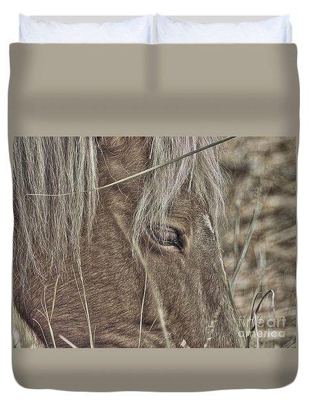 Mustango Duvet Cover
