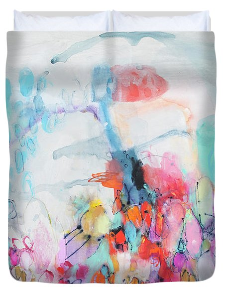 Muy Picante Duvet Cover