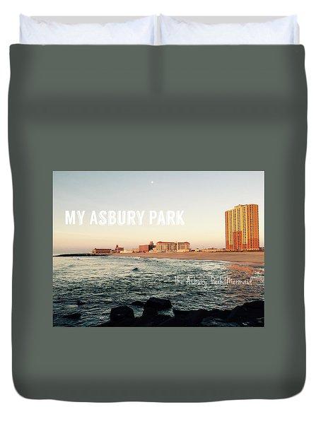 My Asbury Park Duvet Cover
