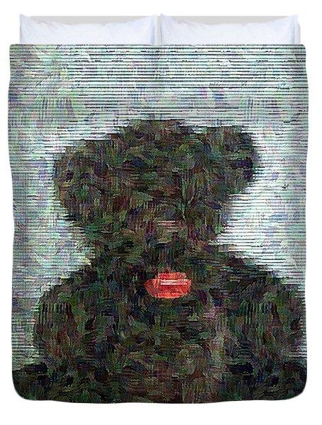 My Bear Duvet Cover