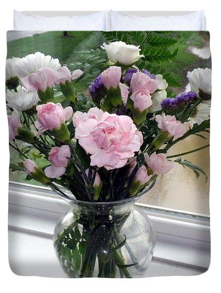 My Bouquet Duvet Cover