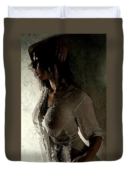 My Desire. Duvet Cover
