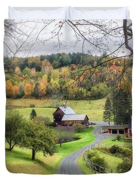 My Dream Home. Duvet Cover