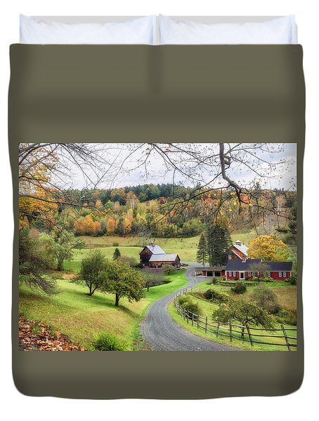 My Dream Home. Duvet Cover