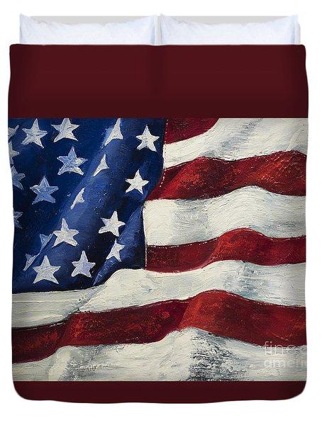 My Flag Duvet Cover