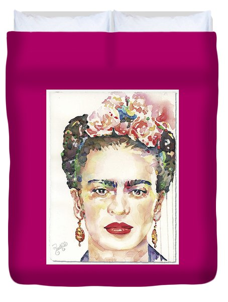 My Frida Duvet Cover