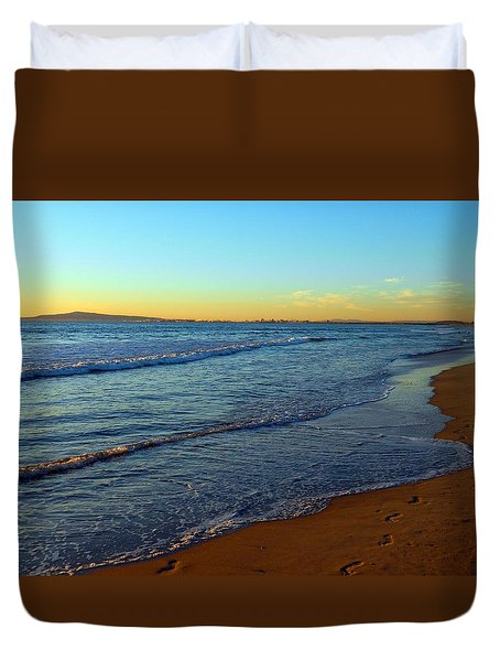 My Kind Of Day Duvet Cover by Everette McMahan jr