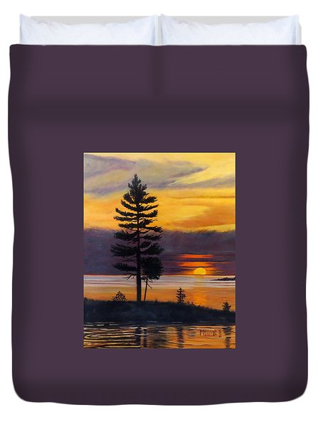 My Place Duvet Cover