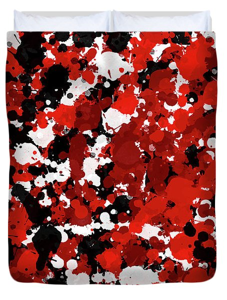 My Pollock 1 Duvet Cover