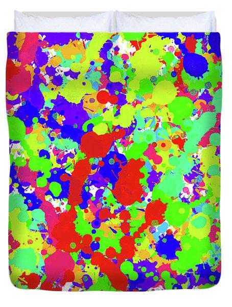 My Pollock 2 Duvet Cover
