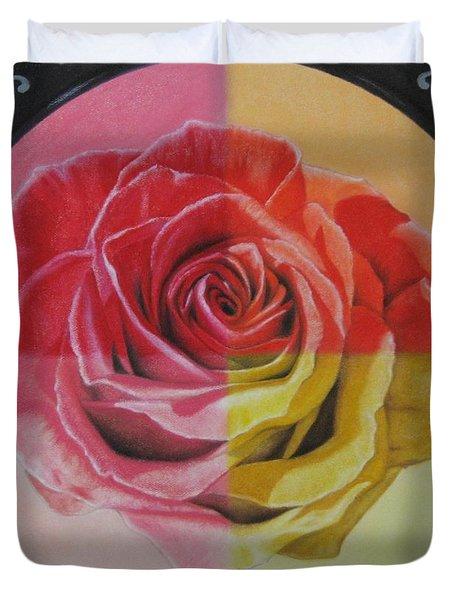 My Rose Duvet Cover