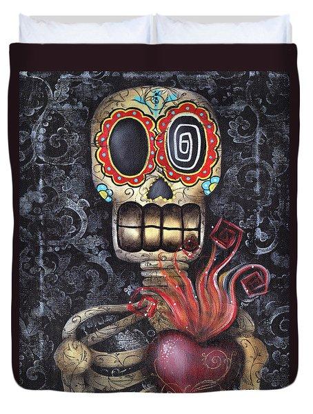 My Sacred Heart Duvet Cover