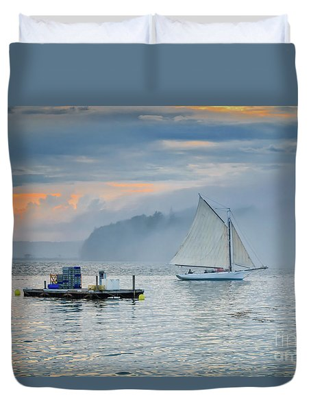 My Special Place Duvet Cover