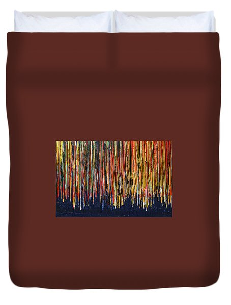 Mystic Forest Duvet Cover