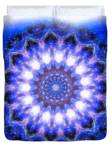 Mystic Mandala Duvet Cover
