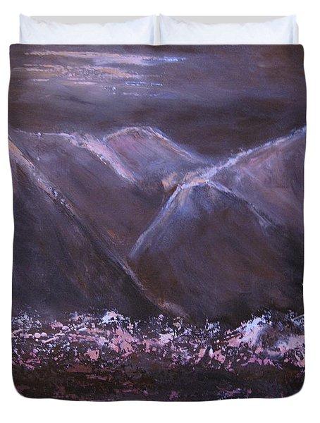 Mythological Journey Duvet Cover