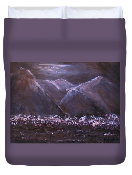 Mythological Journey Duvet Cover