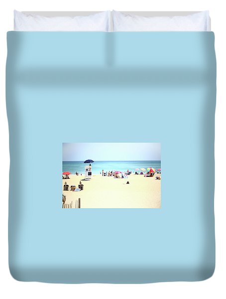 Nags Head Duvet Cover