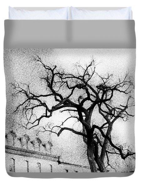 Naked Tree Duvet Cover