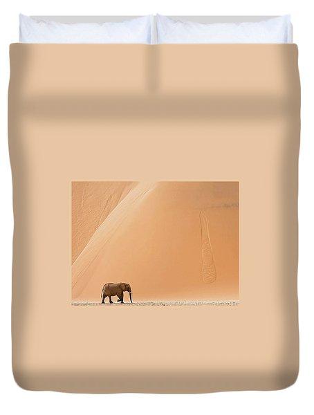 Namibia Duvet Cover