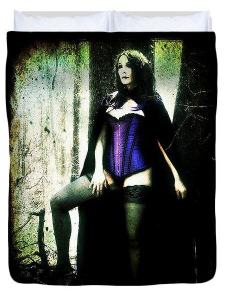 Nancy 1 Duvet Cover
