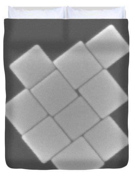 Nanocubes, Em Duvet Cover
