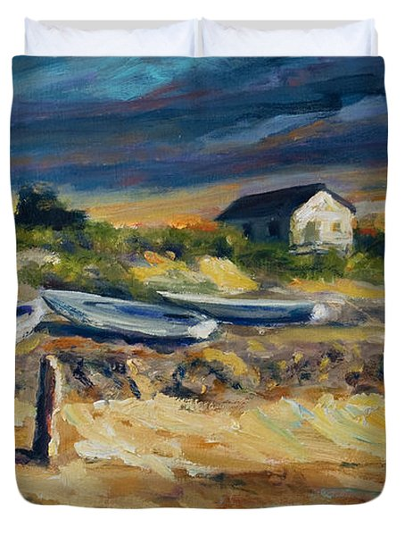 Nantucket Duvet Cover