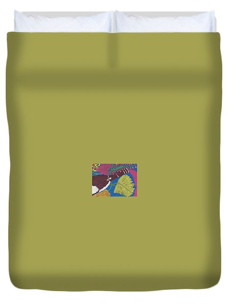 Napa Valley Tastings Duvet Cover