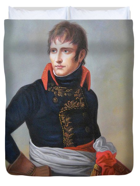 Napoleon Bonaparte As First Consul Duvet Cover