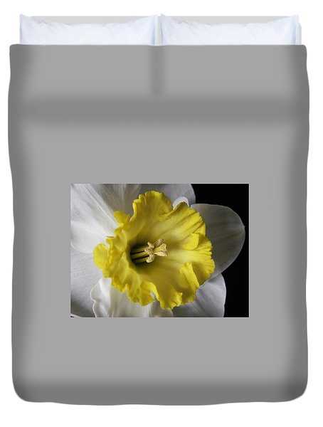 Narcissus Three Duvet Cover