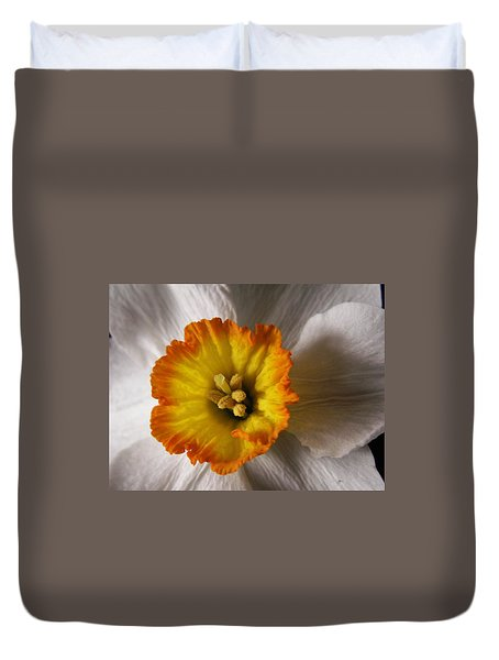 Narcissus Two Duvet Cover