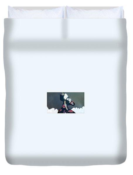 Naruto Shippuden Ultimate Ninja Storm 4 Duvet Cover