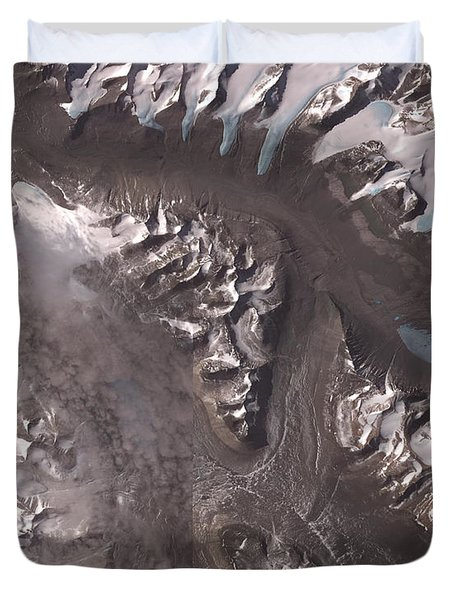Nasa Image-dry Valleys, Antarctica-2 Duvet Cover