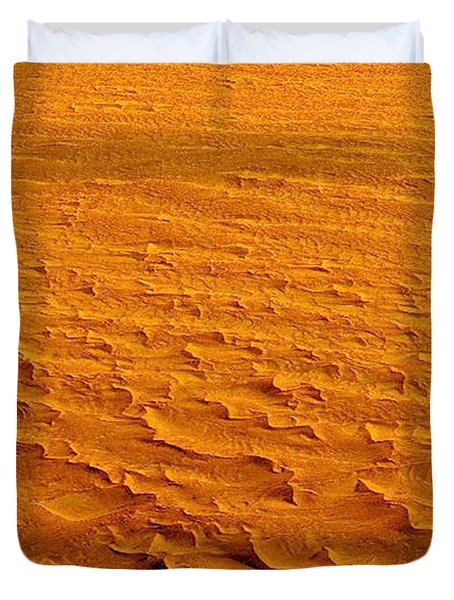 Nasa Image-namib-naukluft National Park-3  Duvet Cover