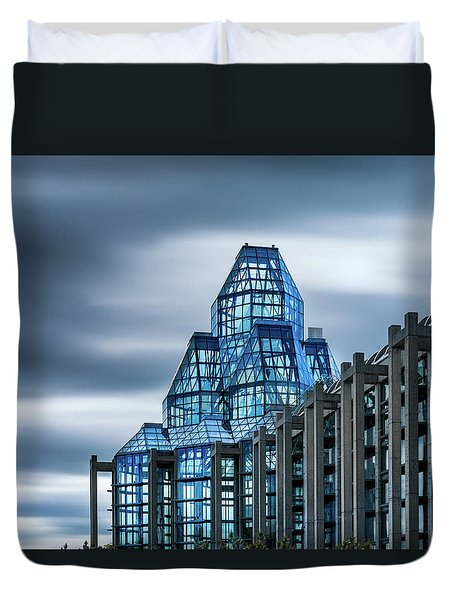 National Gallery Of Canada Duvet Cover