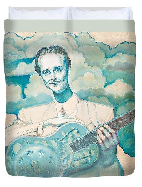 National Reynolds Duvet Cover