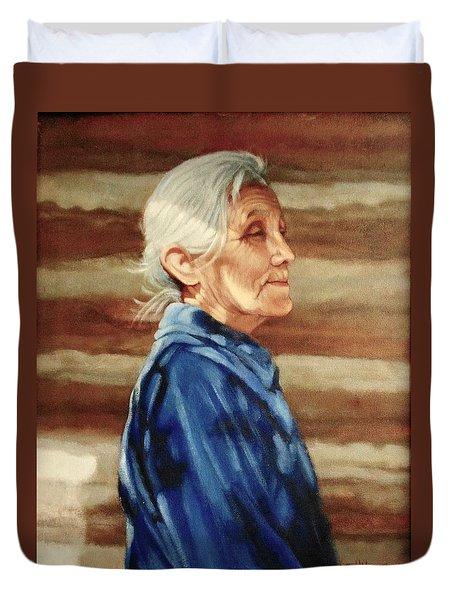 Native American Duvet Cover