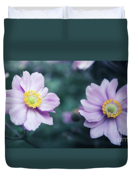 Duvet Cover featuring the photograph Natural Beauty by Hannes Cmarits
